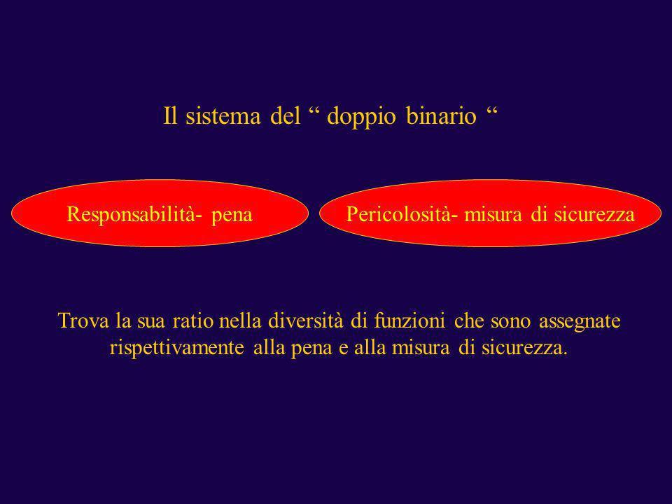 Il sistema del doppio binario