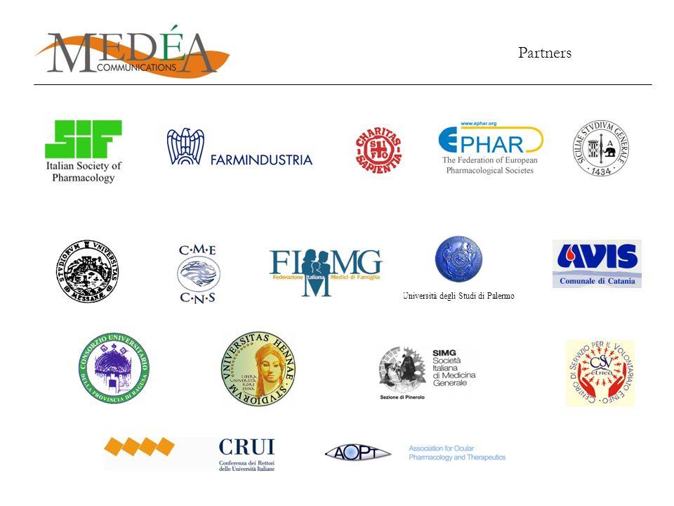 Partners Università degli Studi di Palermo