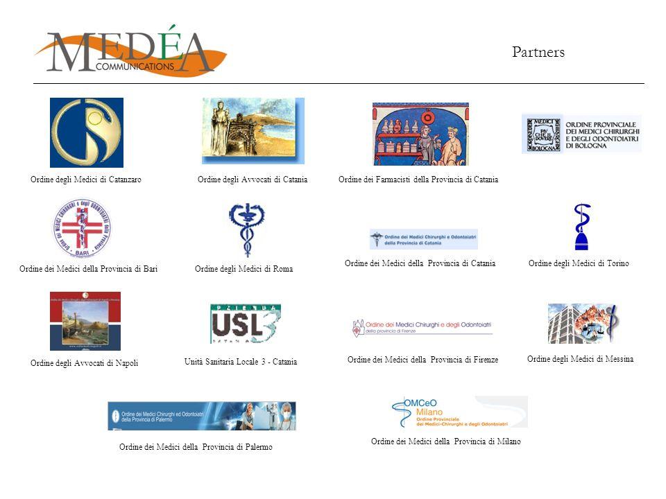 Partners Ordine degli Medici di Catanzaro