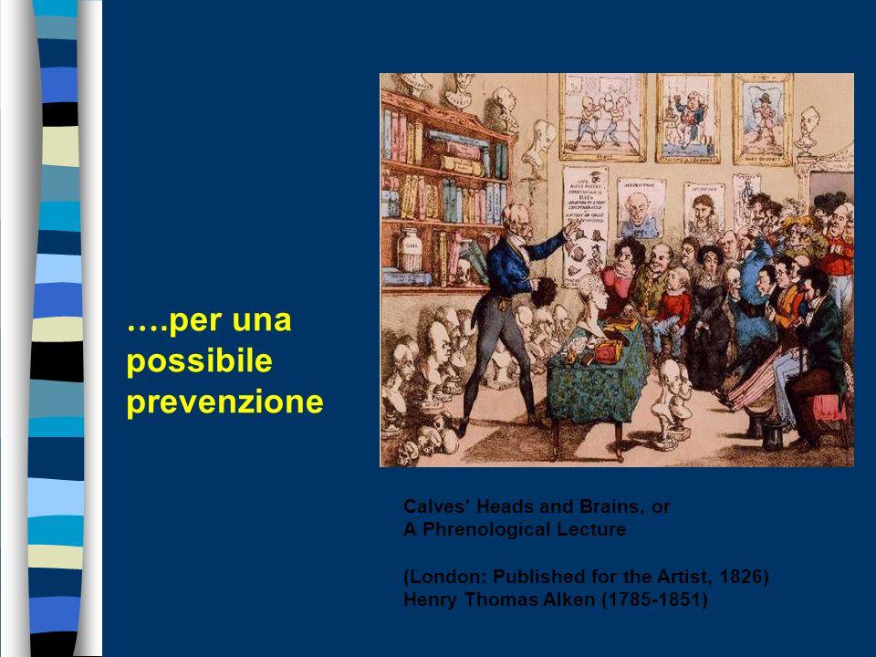 ….per una possibile prevenzione