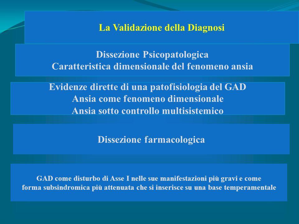 La Validazione della Diagnosi