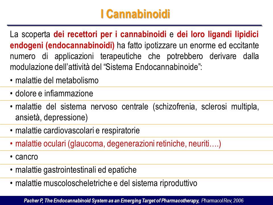I Cannabinoidi