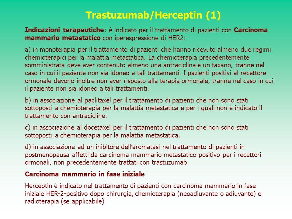 Trastuzumab/Herceptin (1)