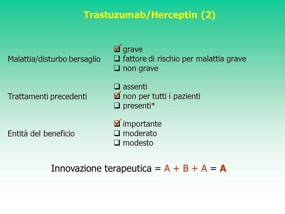 Trastuzumab/Herceptin (2)
