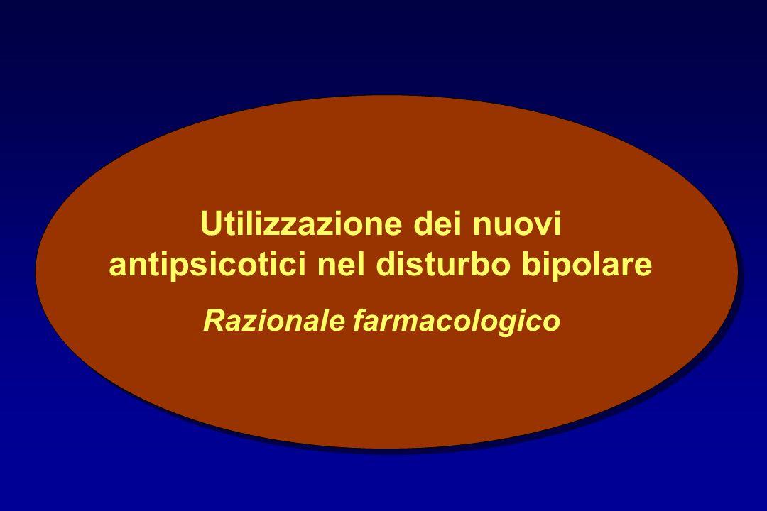 Utilizzazione dei nuovi antipsicotici nel disturbo bipolare