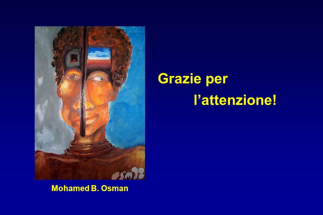 Grazie per l'attenzione! Mohamed B. Osman