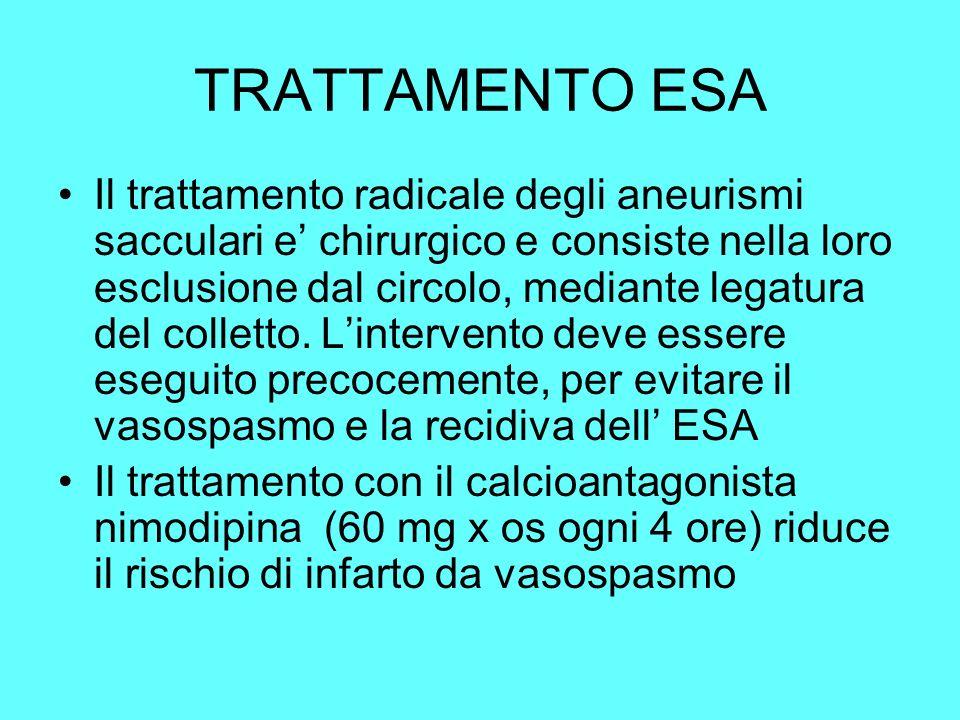 TRATTAMENTO ESA