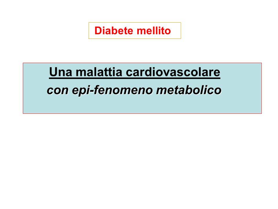 con epi-fenomeno metabolico