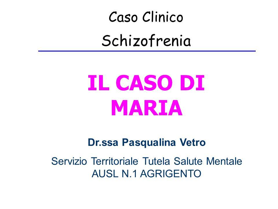 Dr.ssa Pasqualina Vetro