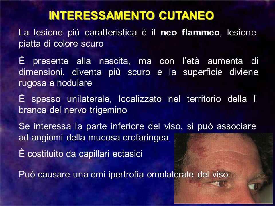 INTERESSAMENTO CUTANEO