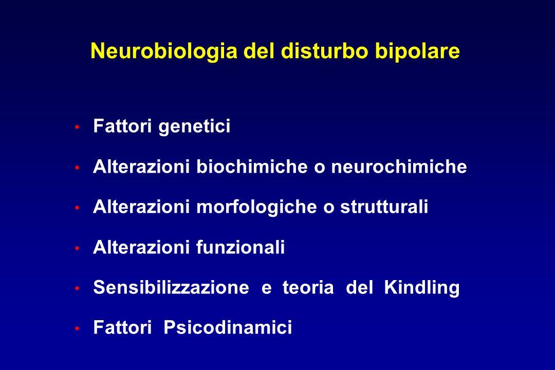 Neurobiologia del disturbo bipolare