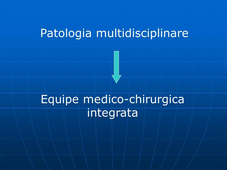 Equipe medico-chirurgica integrata