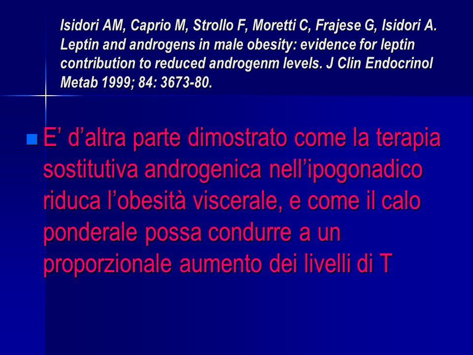 Isidori AM, Caprio M, Strollo F, Moretti C, Frajese G, Isidori A