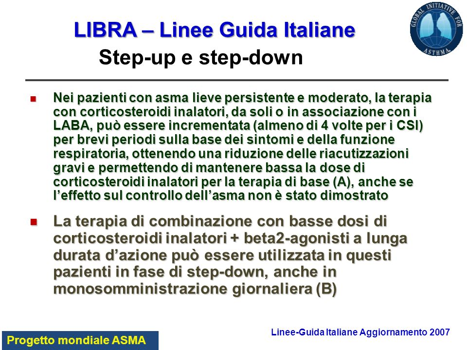 LIBRA – Linee Guida Italiane