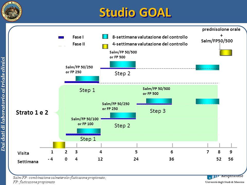 Studio GOAL Strato 1 e 2 Step 2 Step 1 Step 3 Step 2