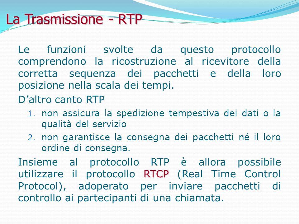 La Trasmissione - RTP