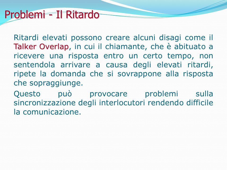 Problemi - Il Ritardo