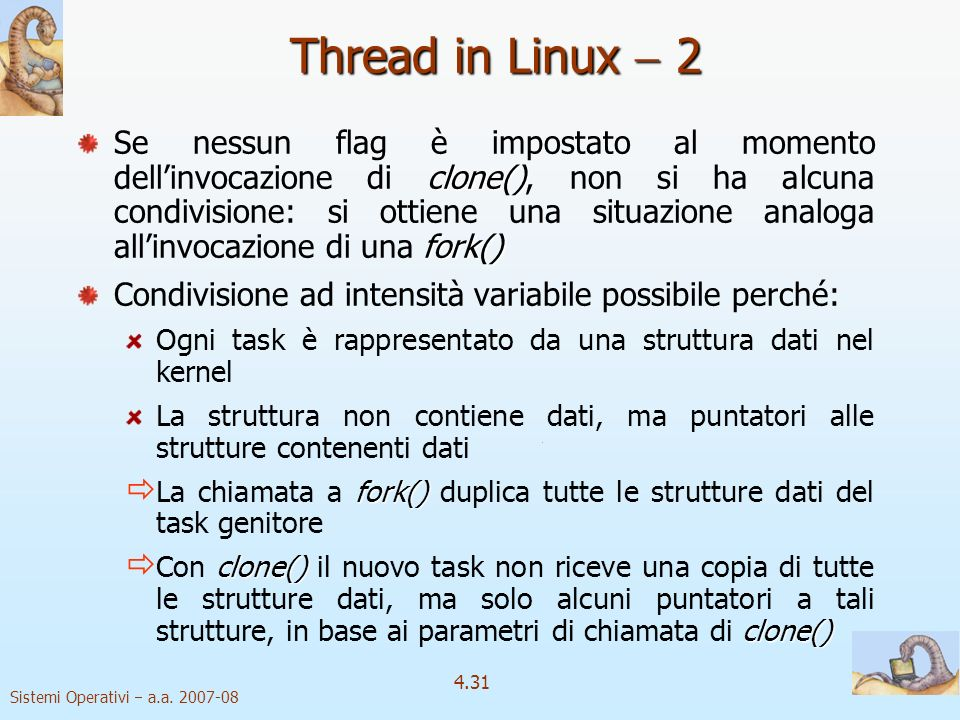 Thread in Linux  2