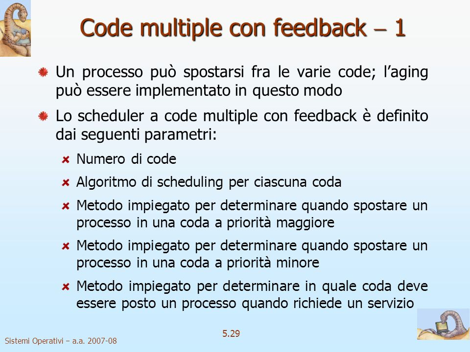 Code multiple con feedback  1