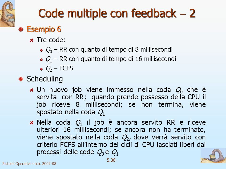Code multiple con feedback  2