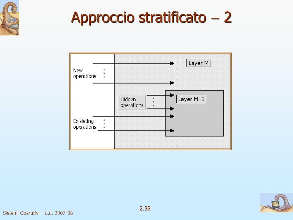 Approccio stratificato  2
