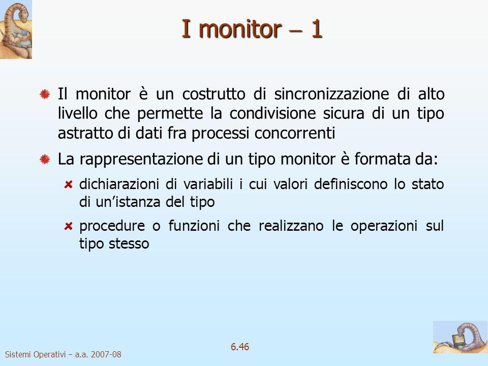 I monitor  1