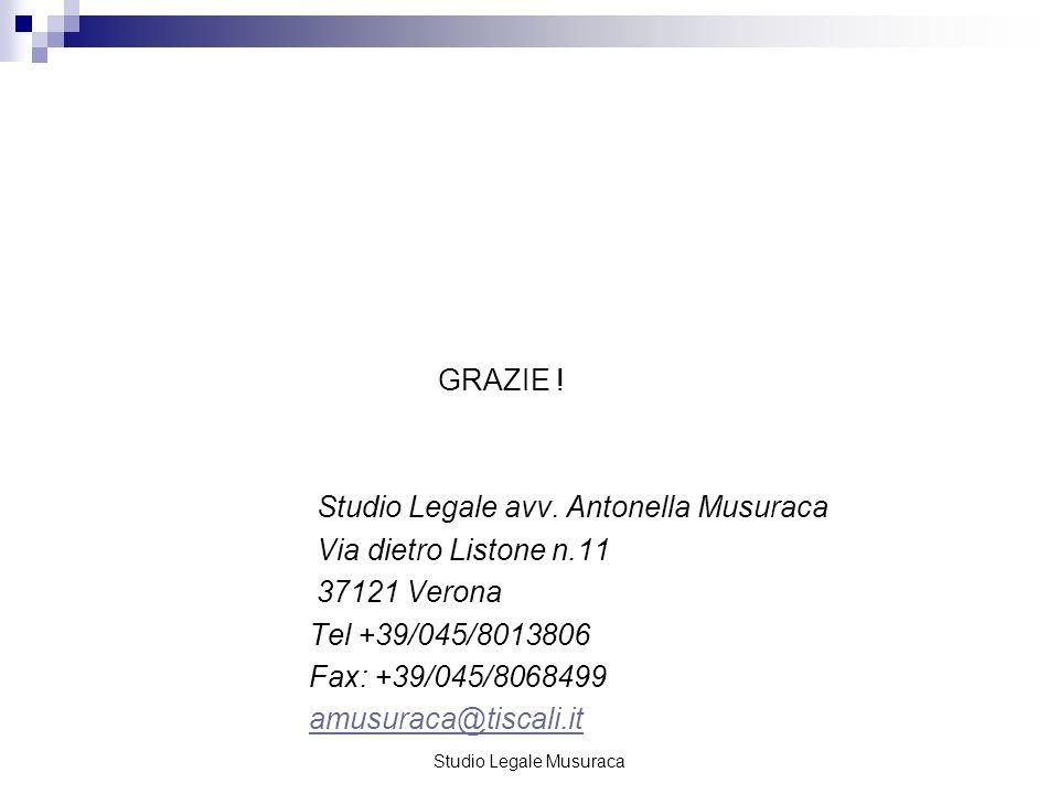 Studio Legale Musuraca