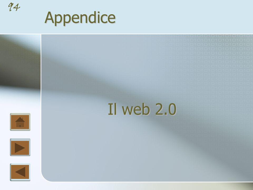 Appendice Il web 2.0