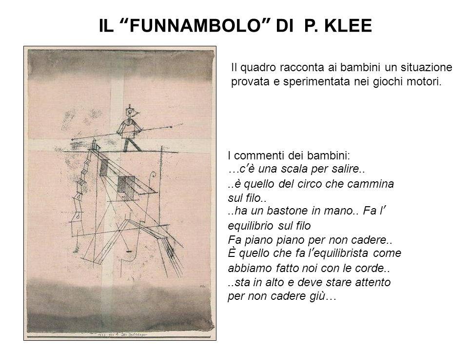 IL FUNNAMBOLO DI P. KLEE