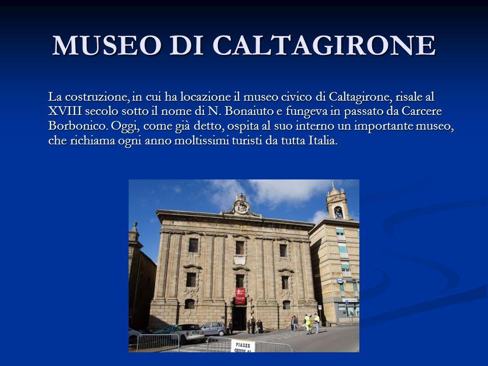 MUSEO DI CALTAGIRONE