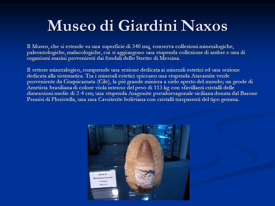Museo di Giardini Naxos