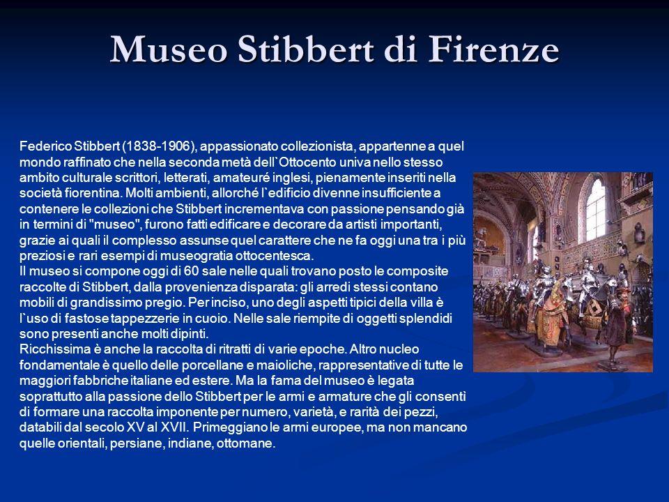 Museo Stibbert di Firenze