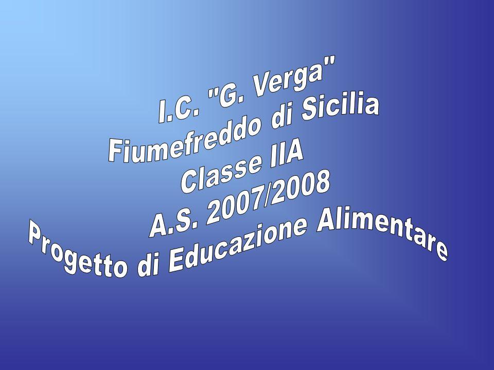 Fiumefreddo di Sicilia Classe IIA A.S. 2007/2008