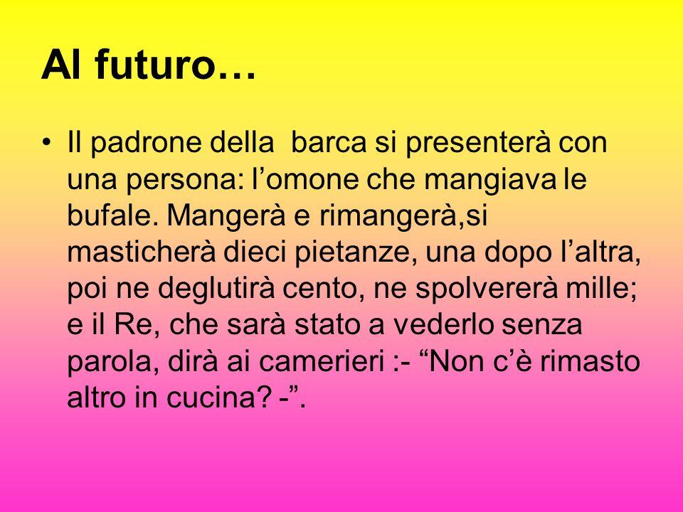 Al futuro…