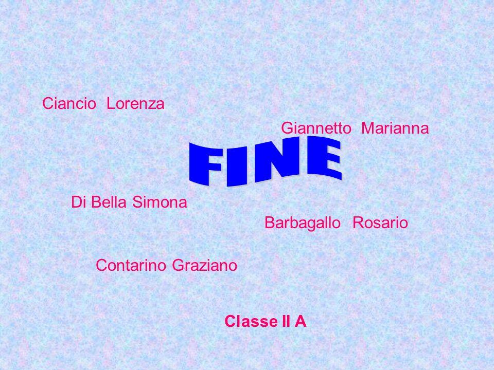 FINE Ciancio Lorenza Giannetto Marianna Di Bella Simona