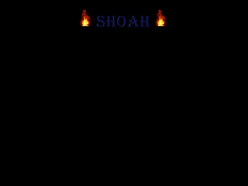 SHOAH