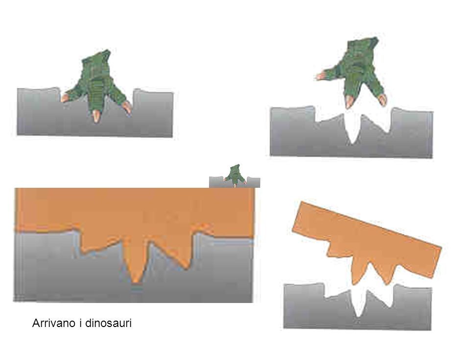 Arrivano i dinosauri