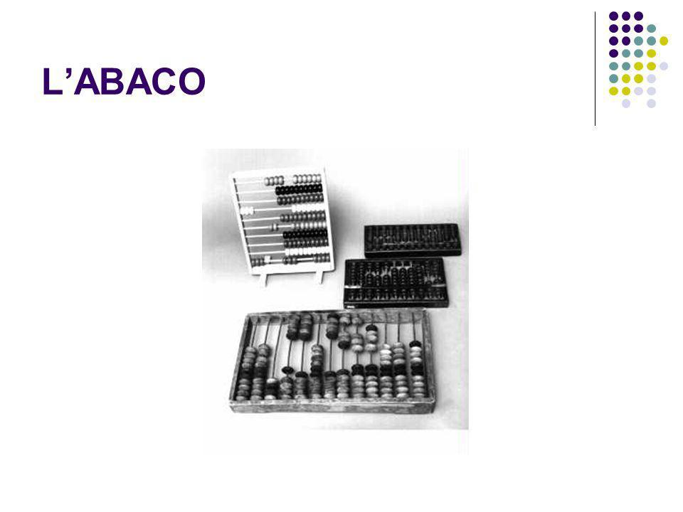 L'ABACO