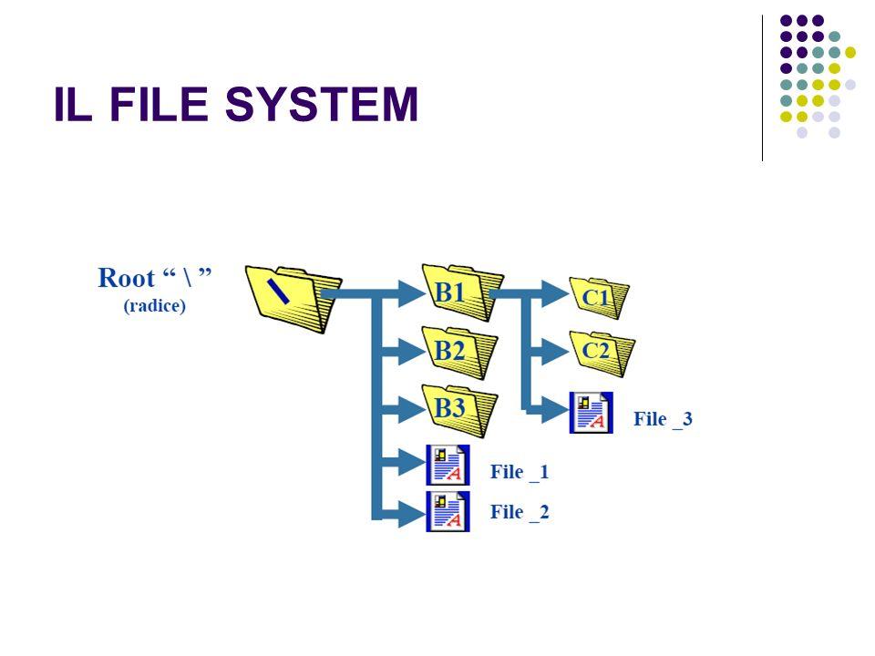 IL FILE SYSTEM