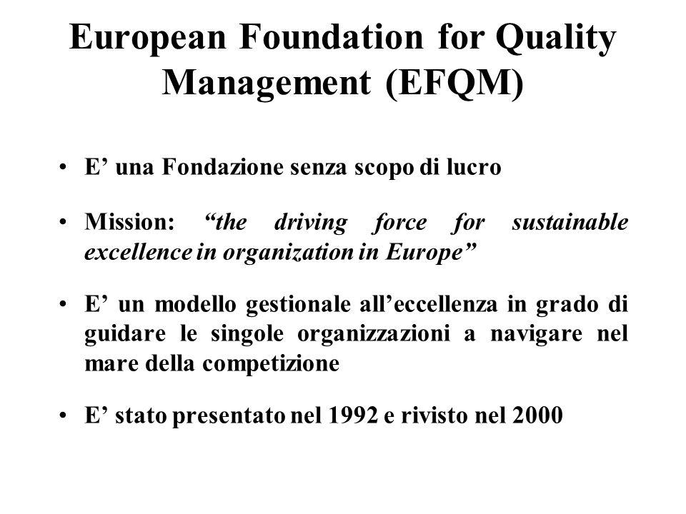 European Foundation for Quality Management (EFQM)