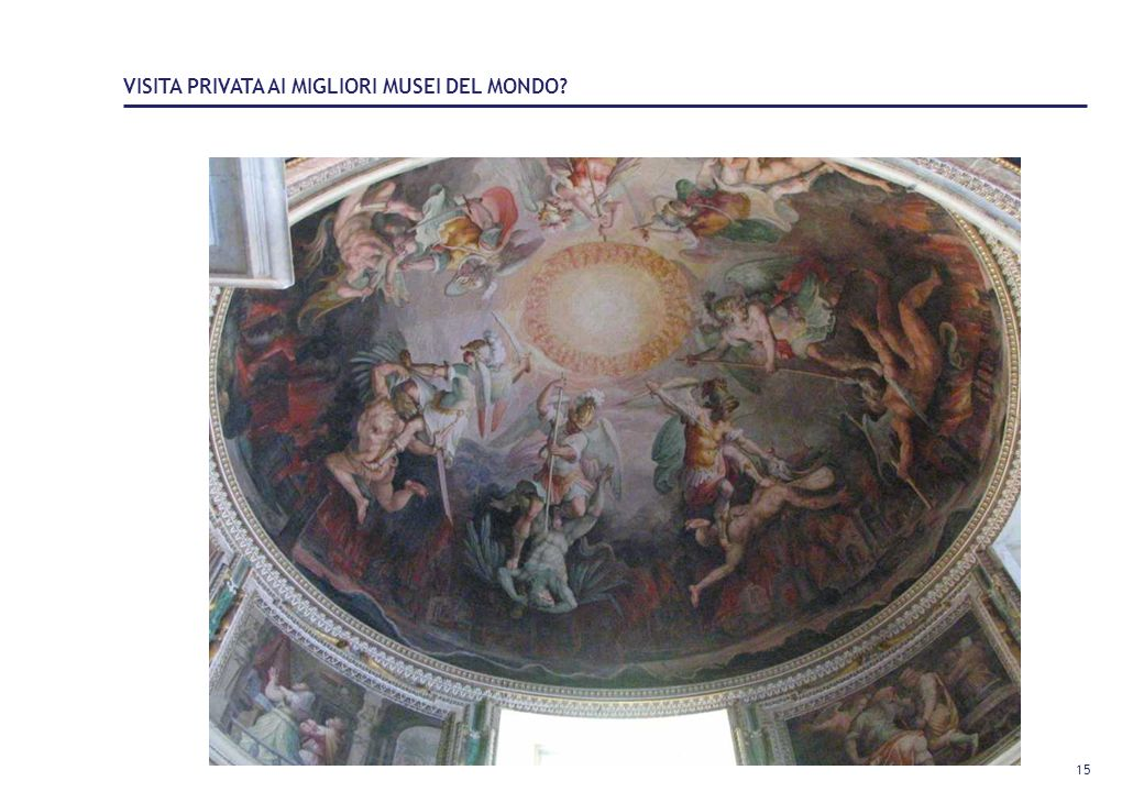 VISITA PRIVATA AI MIGLIORI MUSEI DEL MONDO