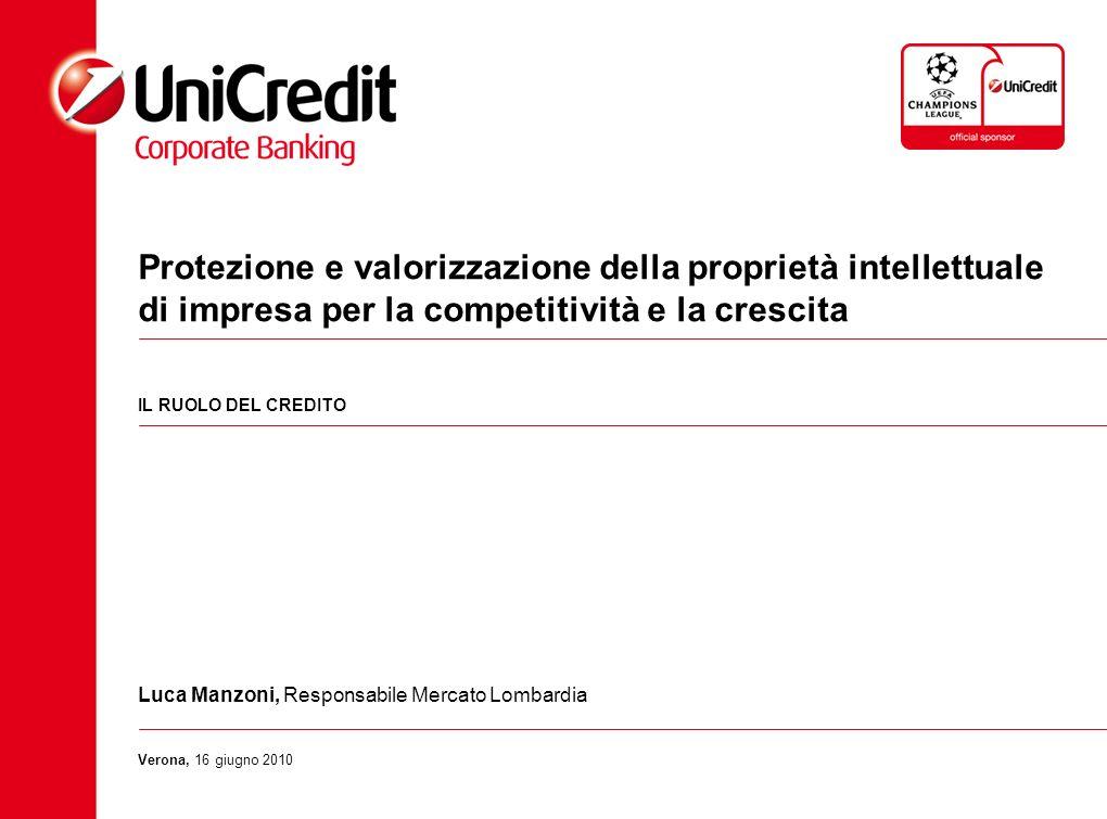 Protezione e valorizzazione della proprietà intellettuale di impresa per la competitività e la crescita