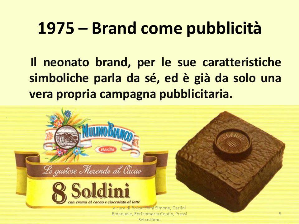 1975 – Brand come pubblicità