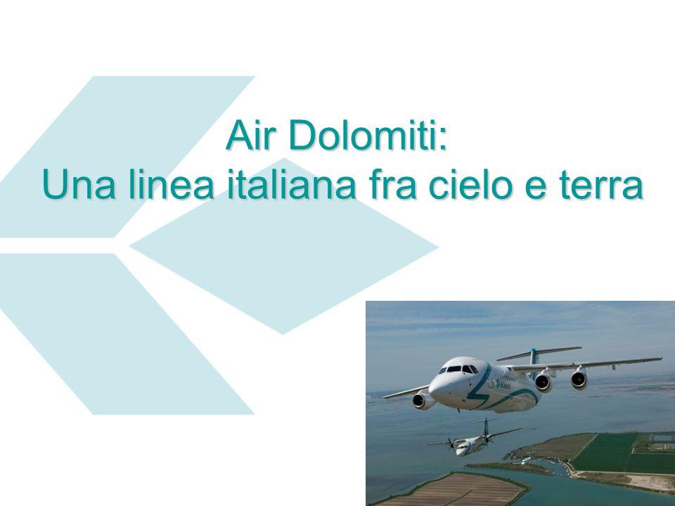 Una linea italiana fra cielo e terra