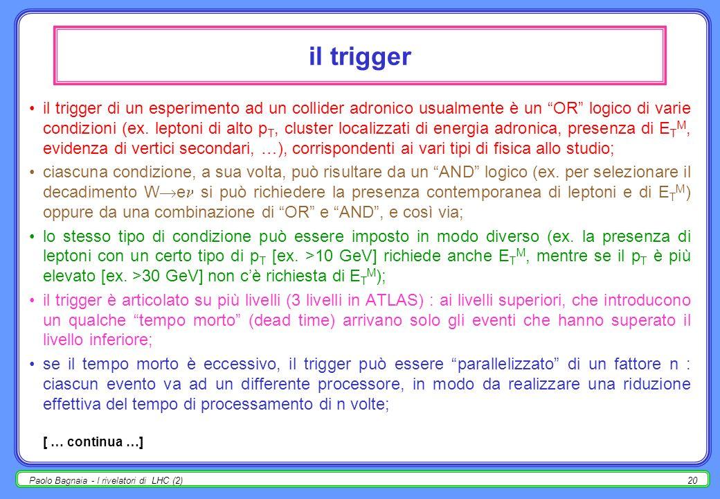 il trigger