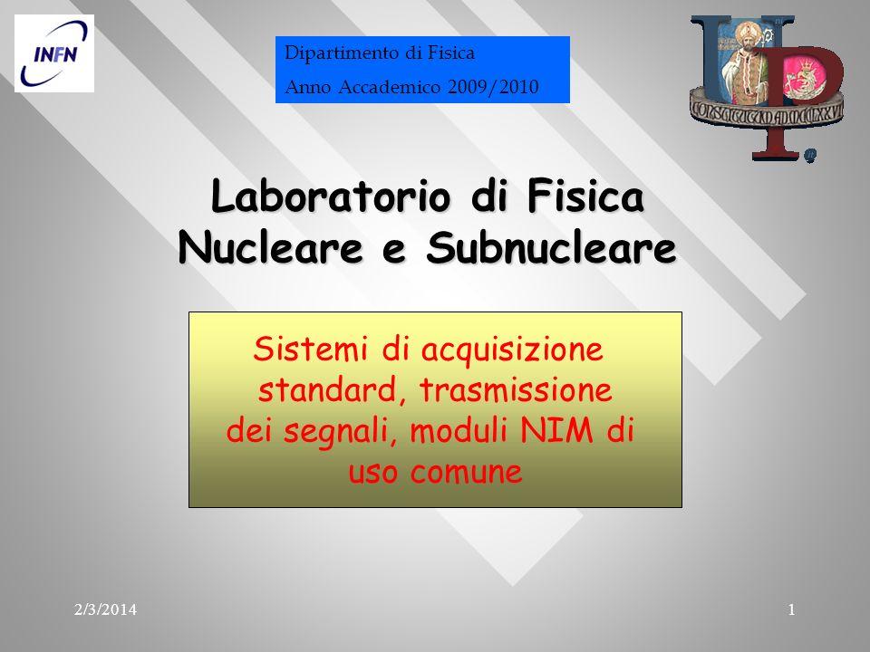 Laboratorio di Fisica Nucleare e Subnucleare