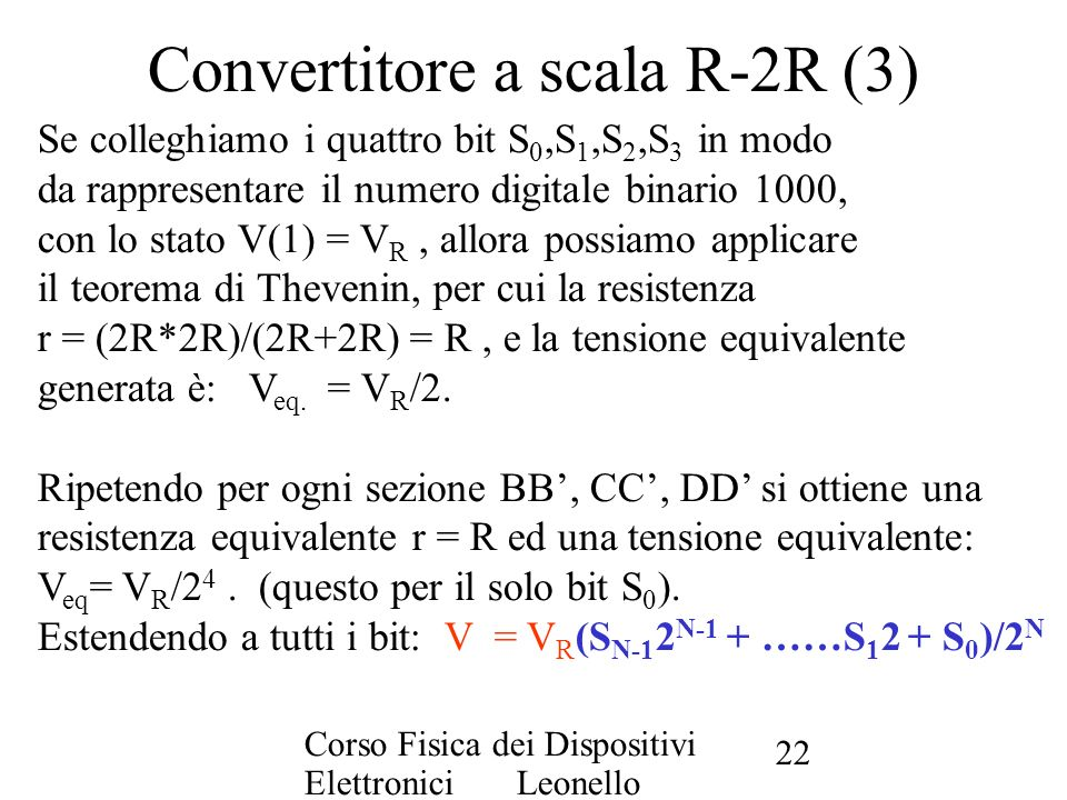 Convertitore a scala R-2R (3)
