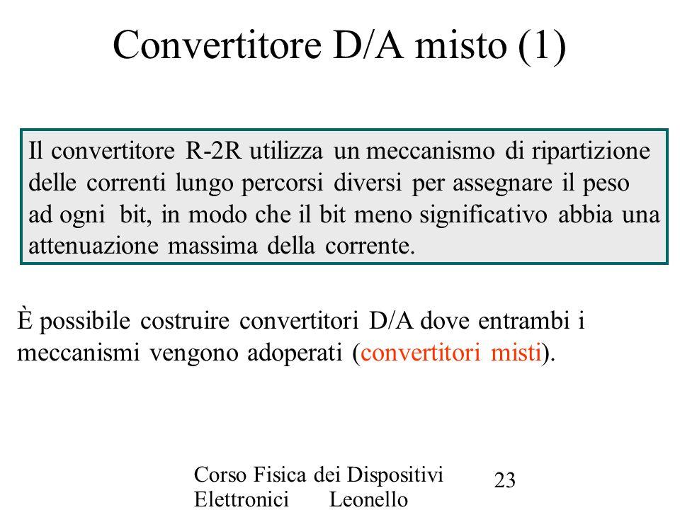 Convertitore D/A misto (1)