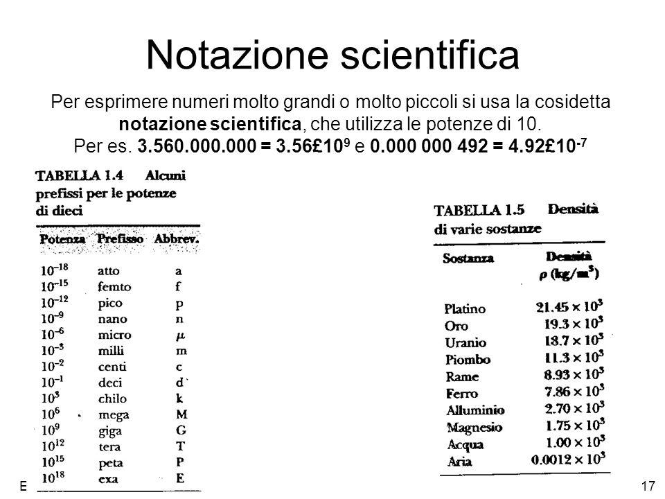 Notazione scientifica