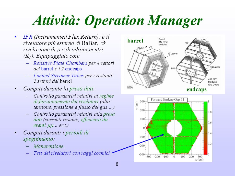 Attività: Operation Manager